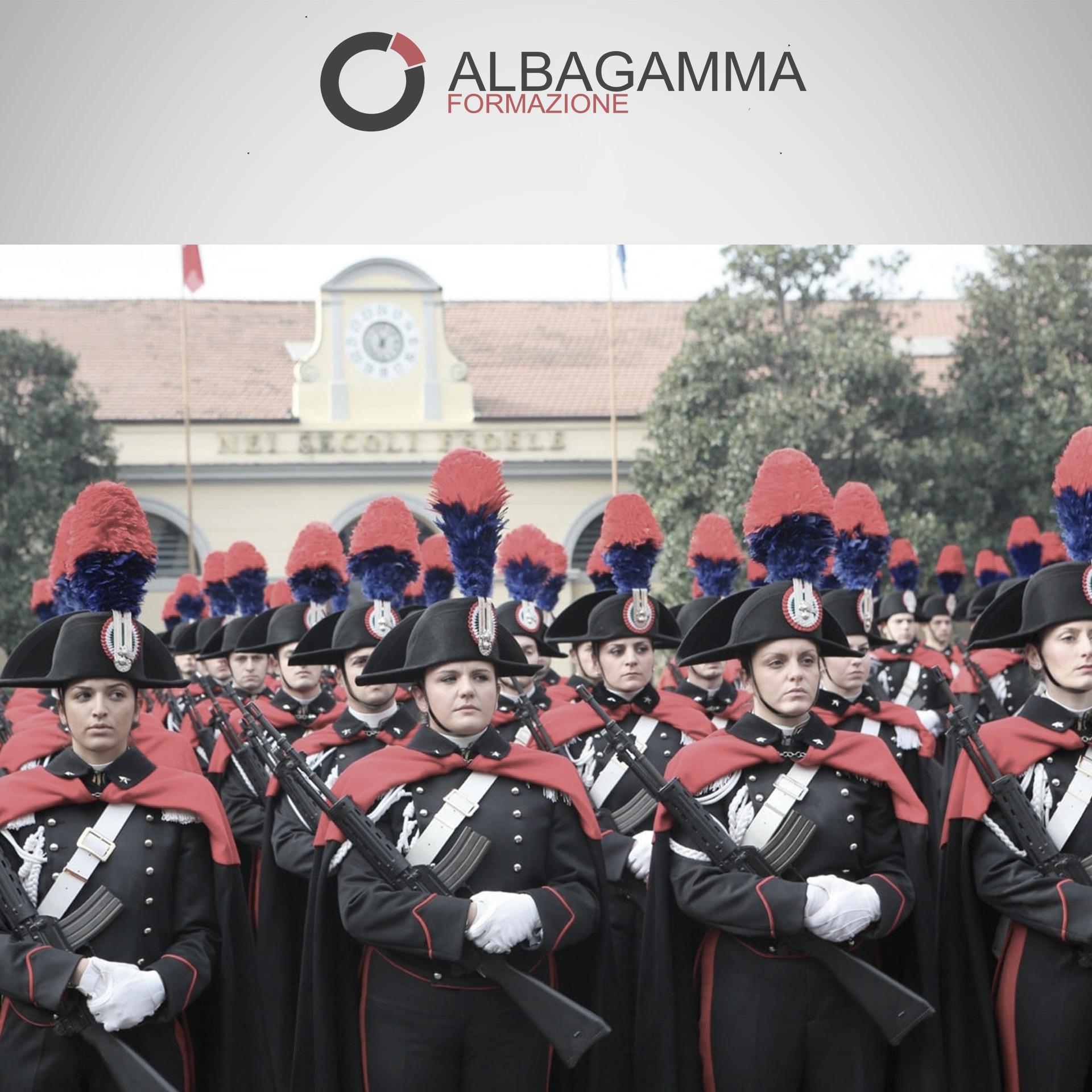 Vicebrigadieri Carabinieri