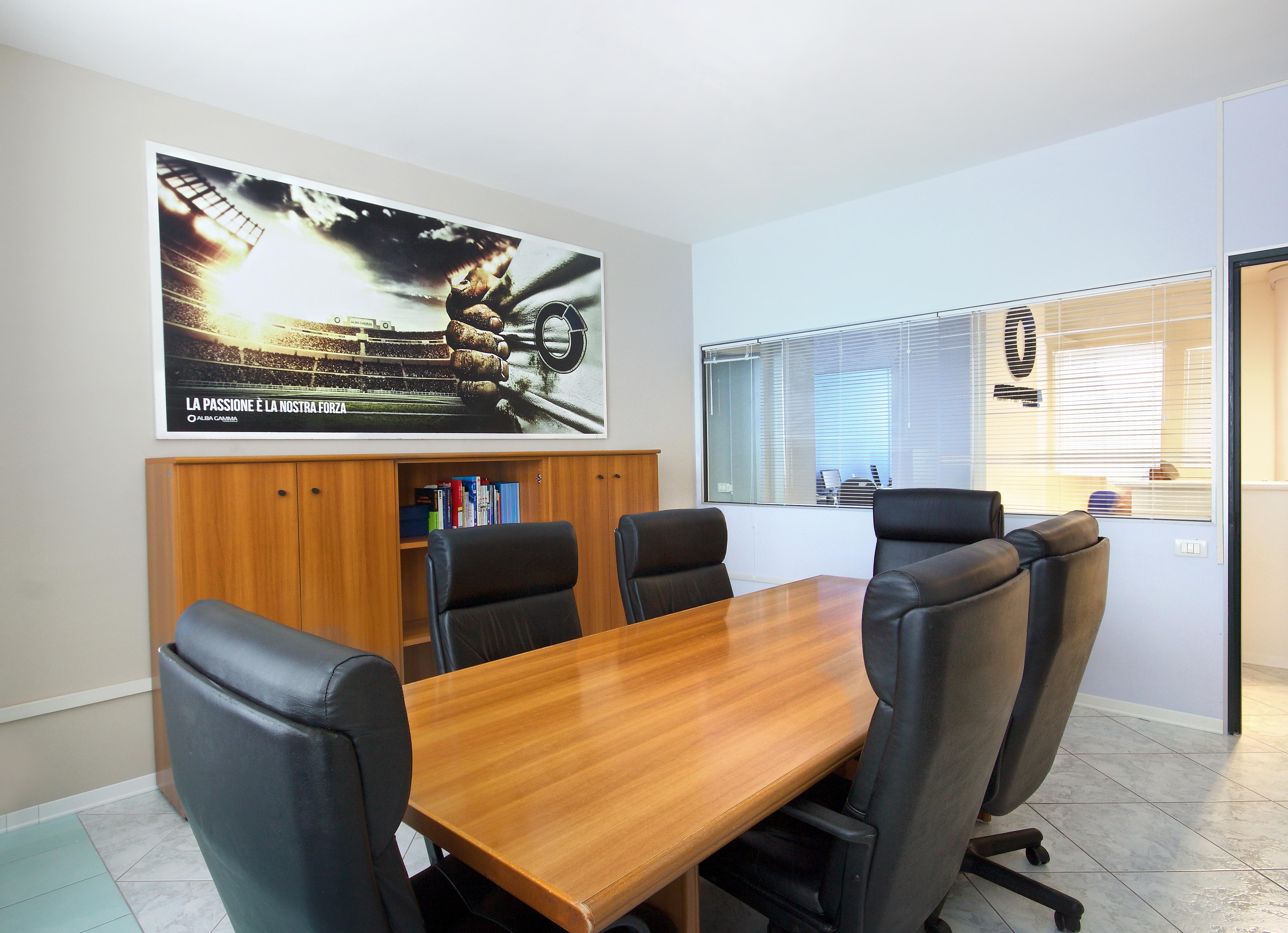 sala riunioni Albagamma Formazione